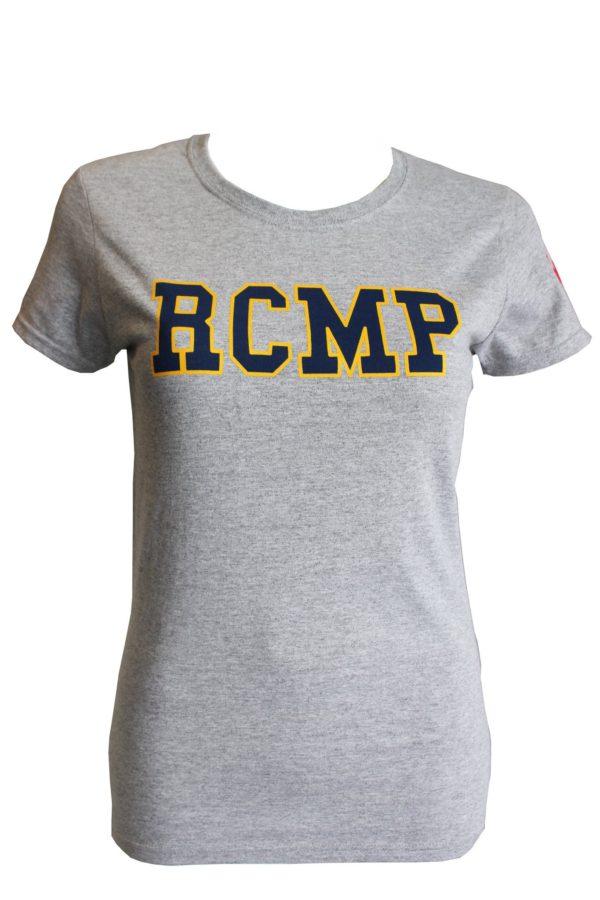 T-Shirt Women RCMP / T-Shirt Femmes RCMP