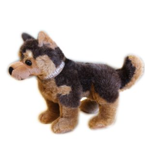 Plush Justice the Police Dog / Justice en peluche le chien de police