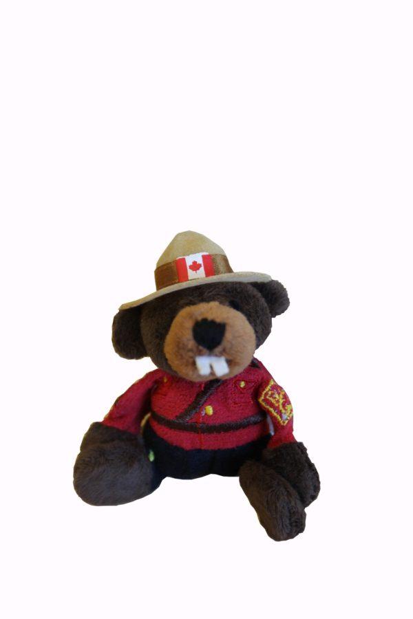 Magnet Sergeant Bucky Beaver Magnet / Aimant du Sergent Bucky Castor