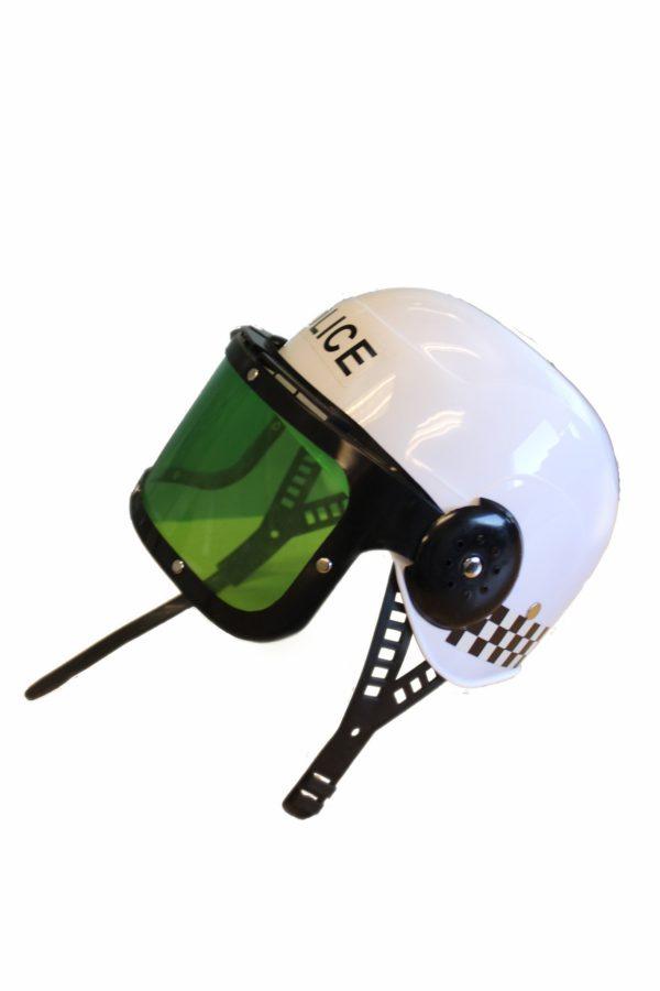 Police Helmet / Casque de policier