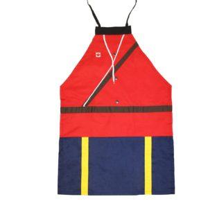 Apron BBQ Mountie Uniform / Ce tablier BBQ Mountie