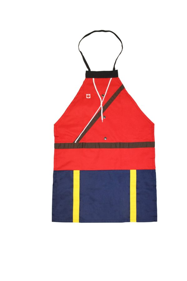Apron BBQ Mountie Uniform / Ce tablier BBQ Mountie