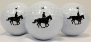 Golf Balls 3 Pack RCMP / Paquet de 3 Balles de Golf