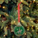 Christmas Ornament RCMP / Ornement de Noël de la GRC