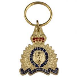 Keychain RCMP Crest  / Porte-clés avec l'écusson de la GRC