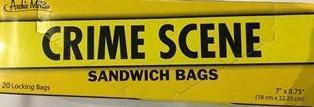 Crime Scene Aids / Aides à la scène du crime