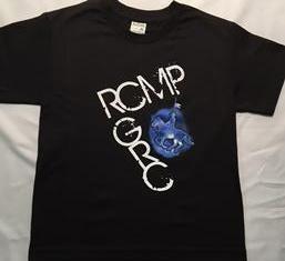 T-Shirt Youth RCMP-GRC Rider T-Shirt