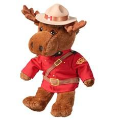 Plush Sergeant Bullmoose Family / Peluche sergent Bullmoose famille
