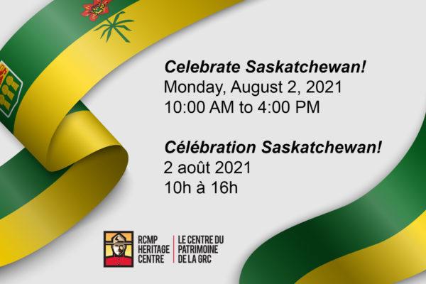 Saskatchewan Day Poster